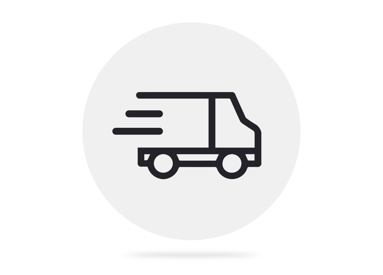 Enjoy the convenience of Same Day Delivery!