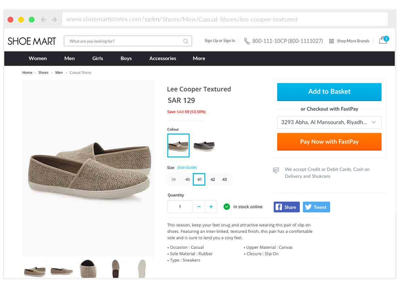 Shoemart online shopping philippines