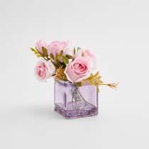 الزهور الصناعية